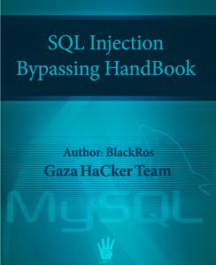 SQL Injection Bypassing HandBook,sqli sqlmap,sqlmap bypass waf