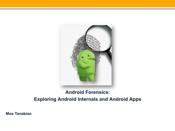 forensic analysis of personal data leakage on android phone The above shows that whether sensitive data transmission is a privacy leakage or not actually depends on whether the transmission is user intended or not.