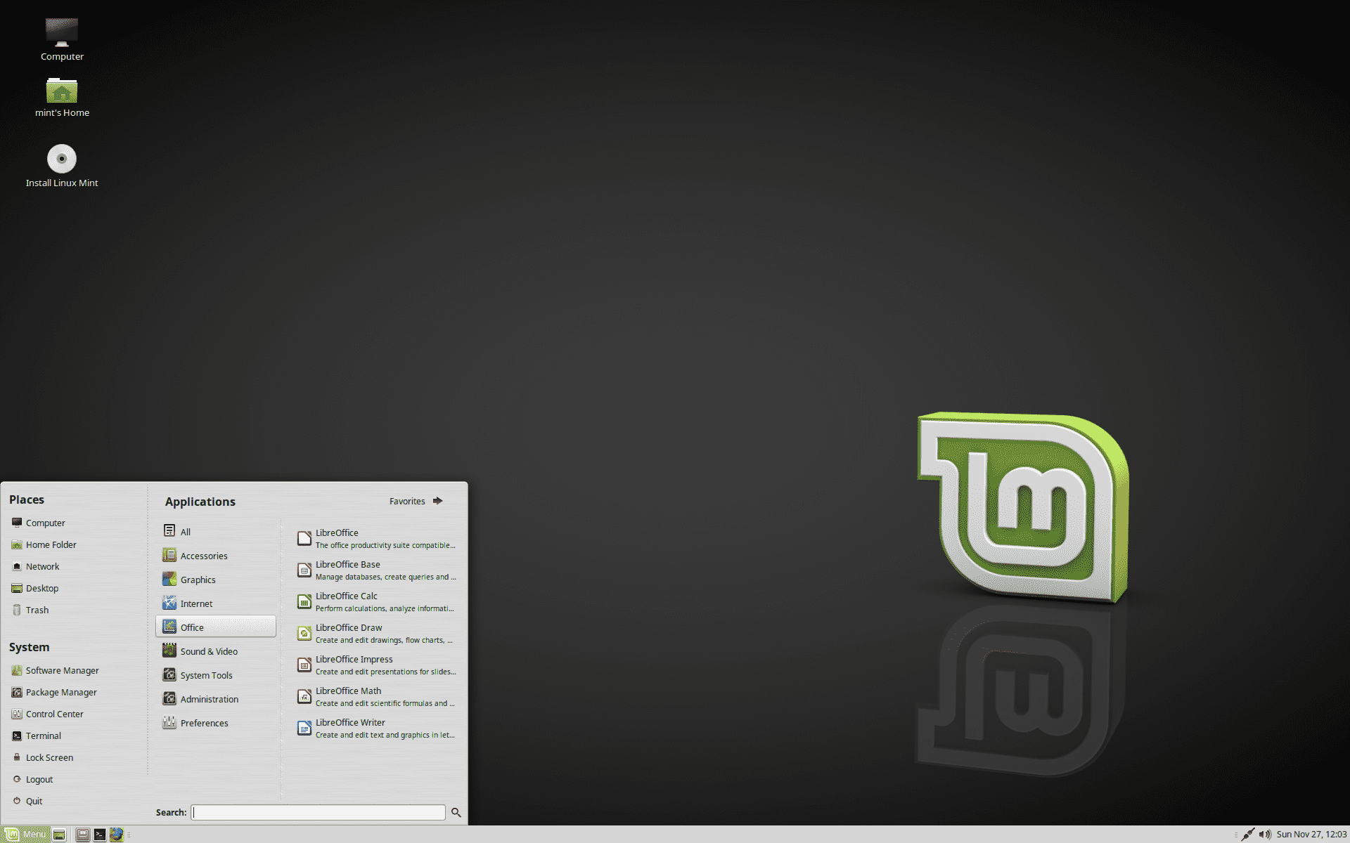 Linux Mint Meltdown