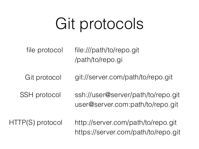 Git protocol version 2