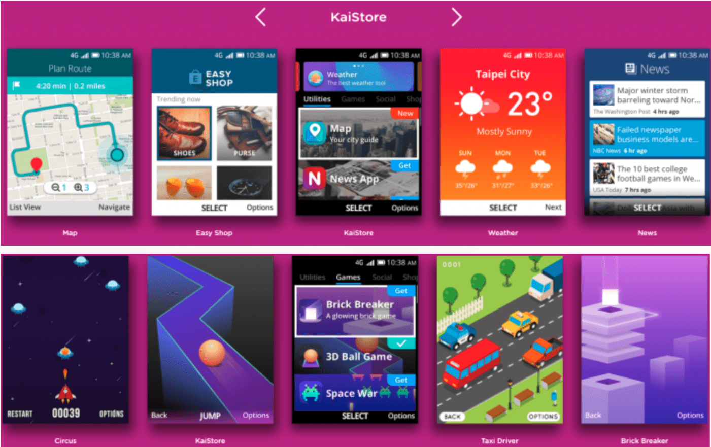 KaiOS Surpasses iOS to Become India's Second Largest Mobile