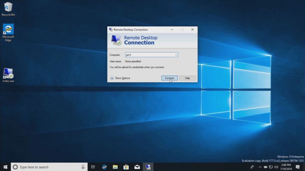 Windows 10 will support biometrics to log in to remote