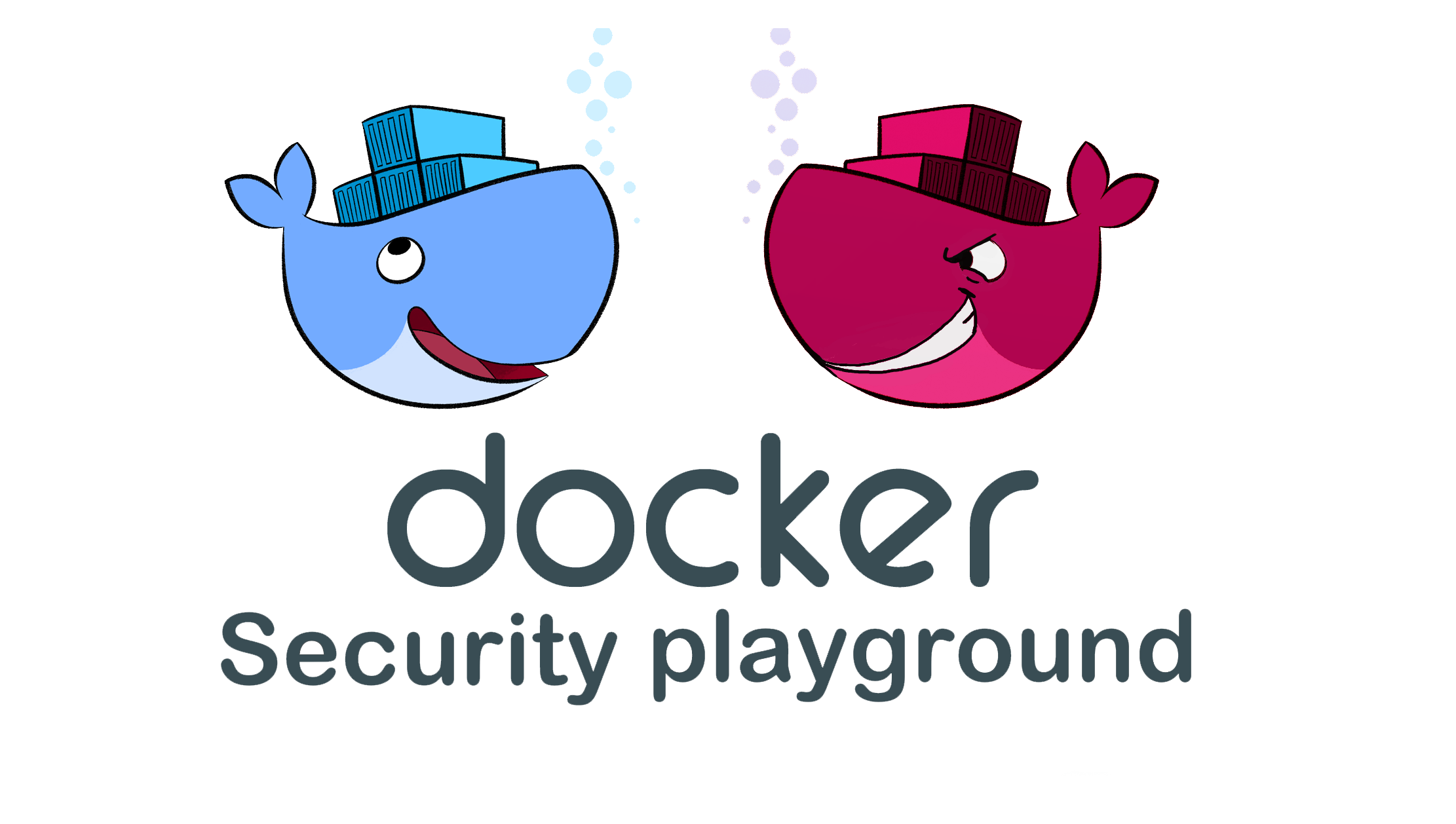 Docker Security Playground